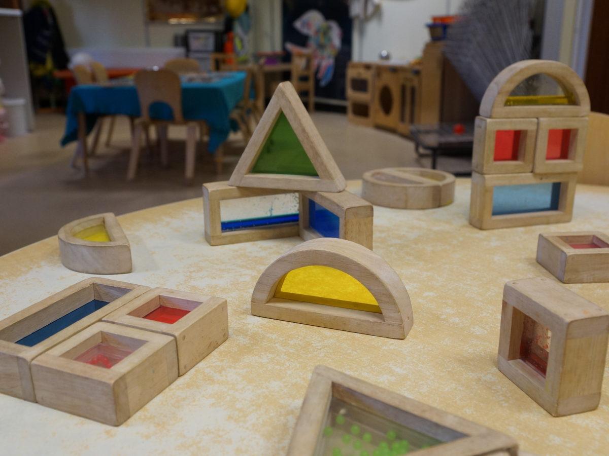 Twerton Nursery Shapes